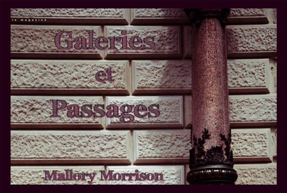 Galeries et passages