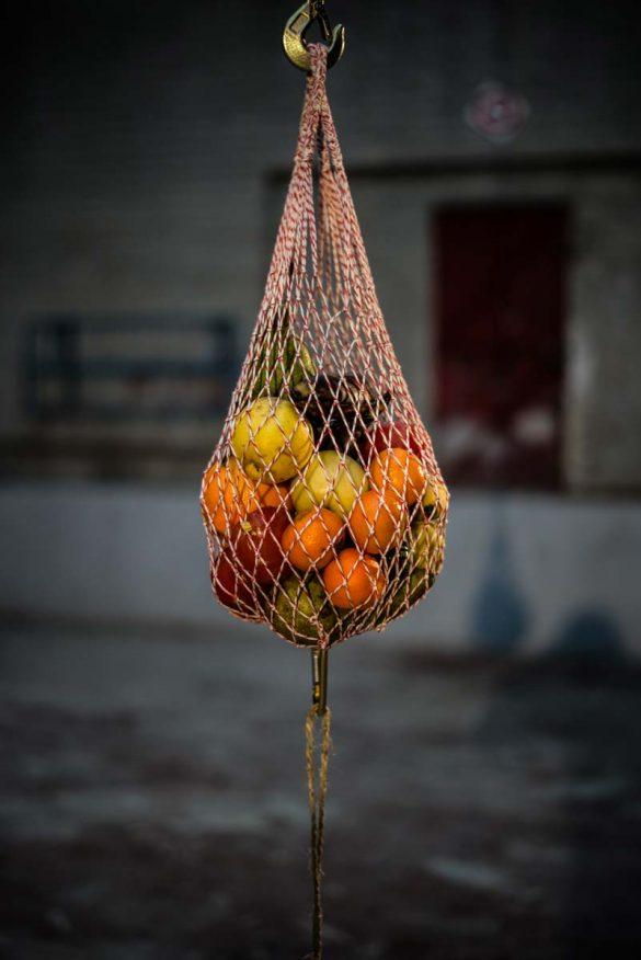 Punching Fruit
