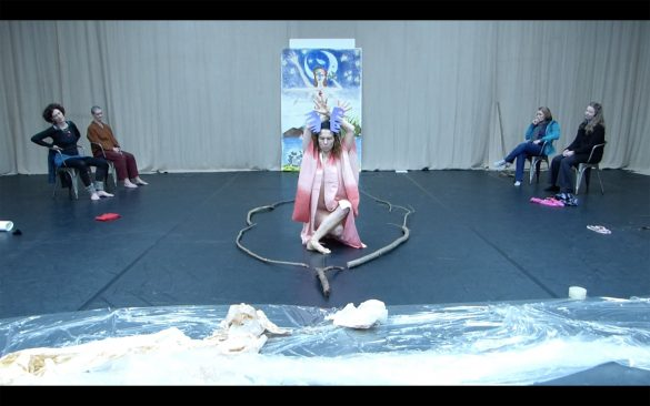 Performance Life Art Juli